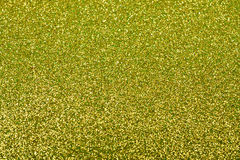 Shiny Green Glitter background with shine stars Royalty Free Stock Photos