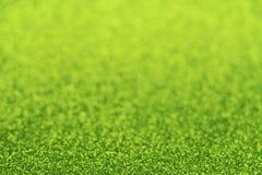 Shiny Green Paper Stock Photography