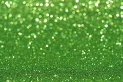 Shiny Green Paper Royalty Free Stock Image