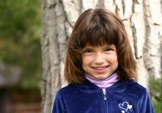 Shiny Happy Girl Stock Images