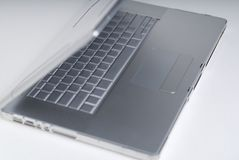 Shiny laptop - Technology Series Stock Image