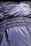 Shiny pvc coat texture Stock Photo