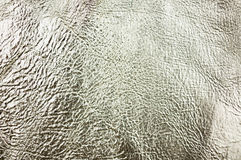 Shiny leather texture background Stock Photography