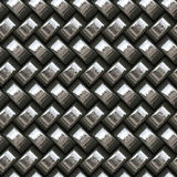 Shiny metal armor Royalty Free Stock Images