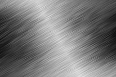 Shiny Metal Background Stock Photo