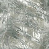 Shiny metal foil Royalty Free Stock Photos