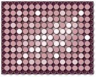 Shiny metallic background Stock Photo