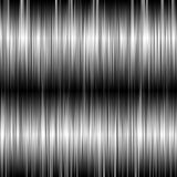 Shiny metallic striped background Royalty Free Stock Photography