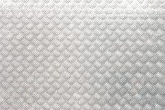 Shiny metallic texture. Metallic texture belonging to some street furniture Stock Images