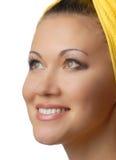 Shiny model Royalty Free Stock Images