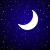 Shiny Moon Royalty Free Stock Photo