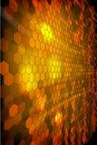 Shiny mosaic  background Stock Image