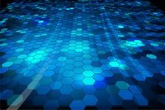 Shiny mosaic  background Stock Images
