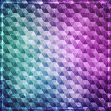 Shiny Mosaic Banner Royalty Free Stock Photography