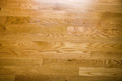 Shiny New Floor Royalty Free Stock Images