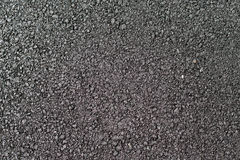 Shiny new warm asphalt Royalty Free Stock Images