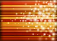 Shiny orange background Royalty Free Stock Photo