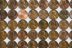 Shiny Penny. Stock Photos