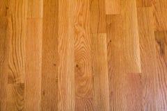 Shiny Polished Hardwood Floor Stock Images