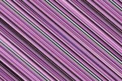 Shiny purple line magenta neon blue diagonal rays ribbed base Stock Image