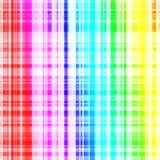 Shiny rainbow surface background Royalty Free Stock Images