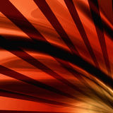 Shiny rays abstract background Royalty Free Stock Photography