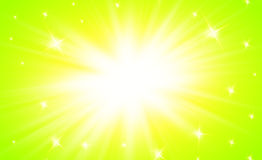 Shiny rays background art abstract Stock Images