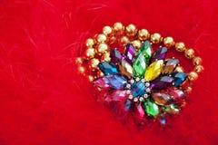 Shiny Retro Bracelet Royalty Free Stock Photo