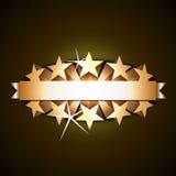 Shiny Ribbon Stock Image