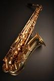 Shiny sax Royalty Free Stock Photo