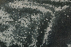 Shiny Sequin texture background Royalty Free Stock Photo