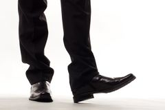 Shiny shoes Royalty Free Stock Photo