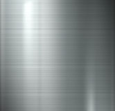 Shiny silver background Royalty Free Stock Image