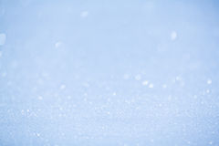 Shiny snow Stock Images
