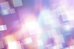 Shiny square lights abstract background Royalty Free Stock Image
