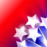 Shiny star background Royalty Free Stock Images