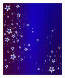 Shiny stars. Cool detail of Vector background design shiny stars with thin bars Stock Image