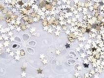 Shiny stars background Royalty Free Stock Photo