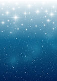 Shiny stars background. For Your design Stock Images