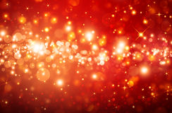 Shiny stars, Christmas fantasy Royalty Free Stock Photos