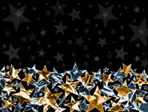 Shiny Starscape Stock Photos