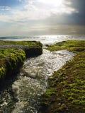 Shiny stream Stock Images