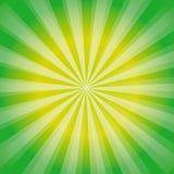 Shiny sun ray background. Sun Sunburst Pattern. green rays summer background. sunrays background. popular ray star burst Stock Images