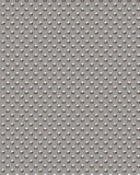 Shiny Tacks. Shiny metal tacks - sheet metal stock illustration