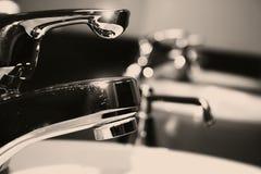 Shiny tap Royalty Free Stock Photos