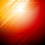 Shiny tech background Stock Images