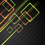 Shiny technology design. Vector Royalty Free Stock Photo