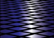 Shiny texture. Black and blue shiny texture Royalty Free Stock Image