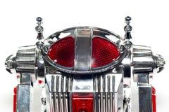 Shiny toy robot #5 Royalty Free Stock Image