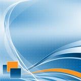 Shiny vector backdrop Stock Image